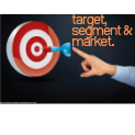 Target, Segment, Market.  These are essential when you are creating a digital marketing company.